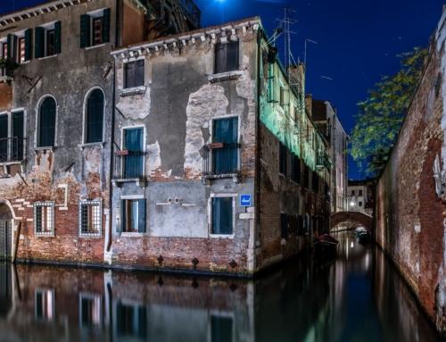 Venezia nascosta, il programma originale