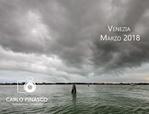 Venezia Marzo 2018