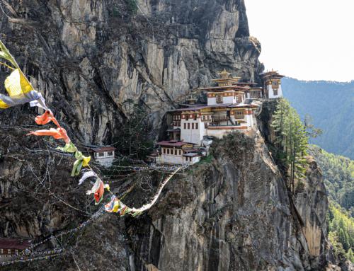 Bhutan… il regno del dragone